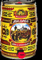 Пиво Микулин Медове 5л