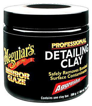 Детейлинг глина агрессивная - Meguiar's Detailing Clay Aggressive 200 г. (C2100)