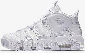 Кроссовки женские Nike Air More Uptempo White