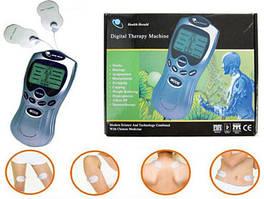 Биоимпульсный акупунктурный массажер. 8 режимов. Работает от сети и от батареек.