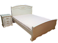 """Спальня """"Мария"""". Мебель для спальни из натурального дерева. Ясень, дуб от производителя"""