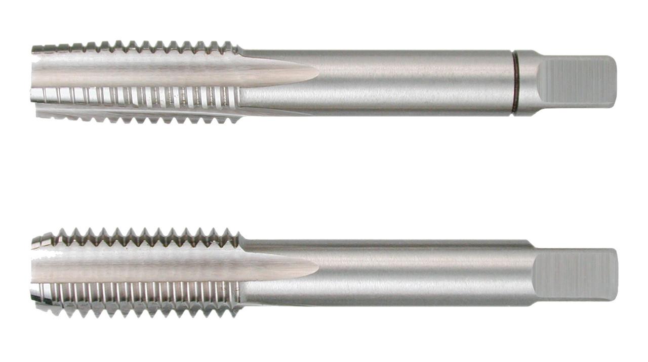 Метчик ручной М6 х 1,0 мм, комплект из 2 шт. Sturm 90190-01-6X100