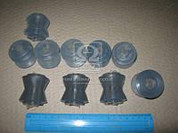 Р/к подвески задн. ВАЗ 2101-07 (4 втулки больш.+ 6 втулок мал.,силиконовые) 2101-2919042/108