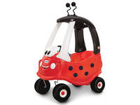 Машинка-каталка Божья коровка Little Tikes Cozy Coupe 173059