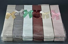 Подарункова упаковка однотонна 21х4х2,5 см