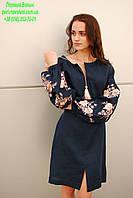 Платье женское с вышивкой СЖ 290817,сукня, купити сукню, жіноча сукня, сукня з вишивкою,вишита сукня
