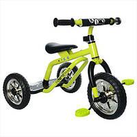 Трехколесный велосипед Profi Kids M 0688-4 для самостоятельной езды. Хорошее качество. Удобный. Код: КДН3143