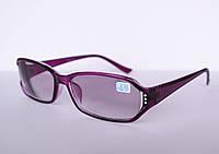 Корригирующие очки с тонированной линзой! -2,50