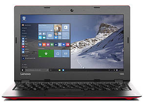 "Ноутбук Lenovo IdeaPad 100s-11 IBY Red Z3735 4GB 32GB eMMC ""Over-Stock"""