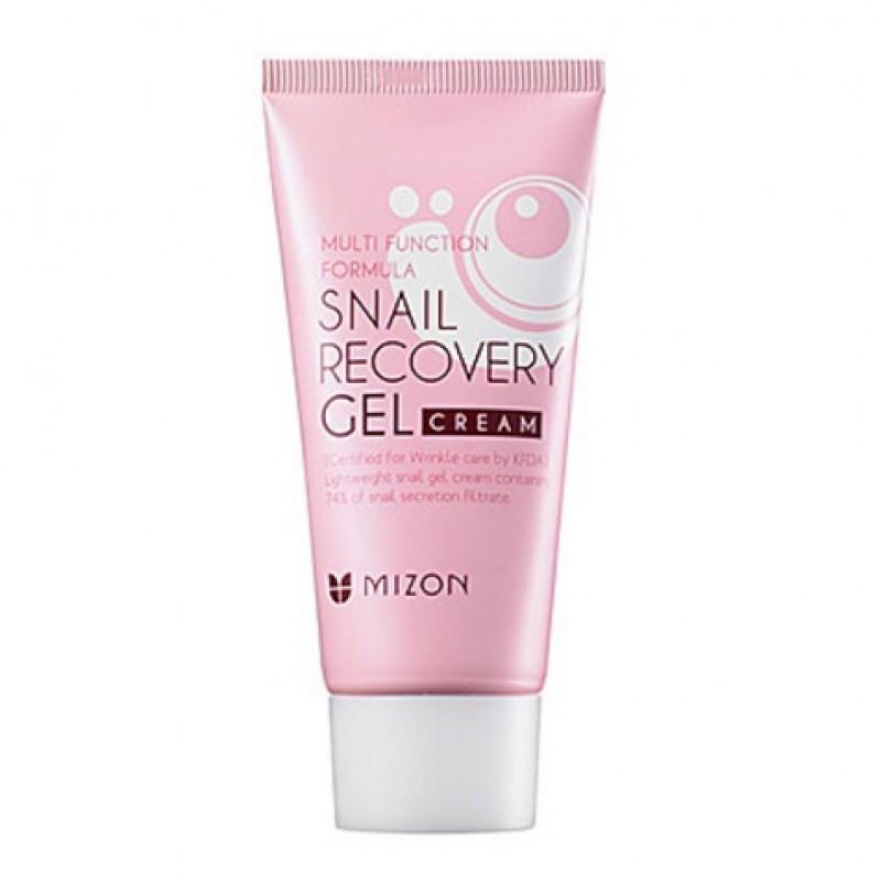 Mizon Улиточный Гель-Крем  для Лица Snail Recovery Gel Cream 45ml