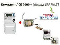 Комплект для зеленого тарифа ACE 6000 5(100)А  и модем