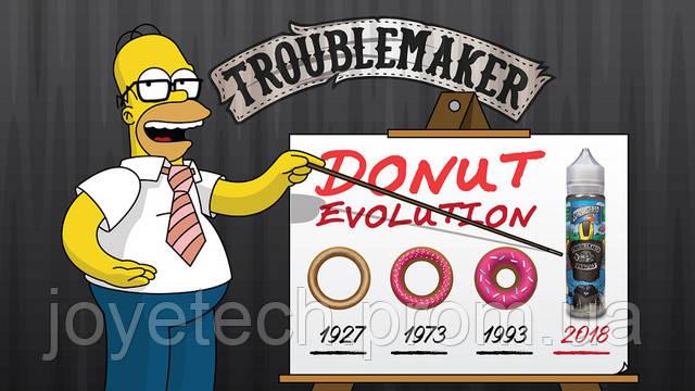 Новый вкус линейки Troublemaker - Springfield!