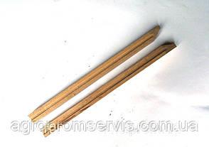 Успокоитель цепи транспортера стеблей деревянный жатка ПСП-10.01.03.901, фото 2