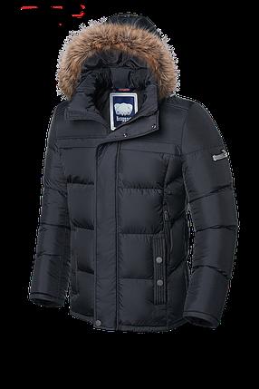 Молодежная мужская зимняя куртка Braggart (р. 46-56) арт. 3145, фото 2