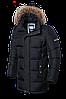 Мужской удлиненный зимний пуховик Braggart (р. 46-56) арт. 4126