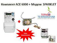 Параметризованный комплект для зеленого тарифа ACE 6000 5(100)А  и модем