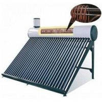 Термосифонный солнечный коллектор Altek SD-T2-30 с напорным теплообменником, фото 1