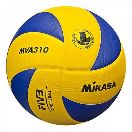 MVA310 - Волейбольный мяч Mikasa, фото 2
