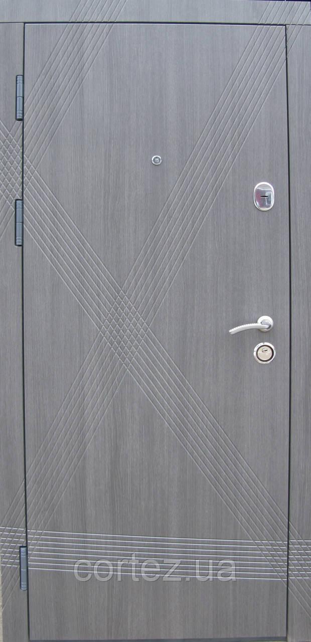 Двери входные Премиум+202 полотно 80мм