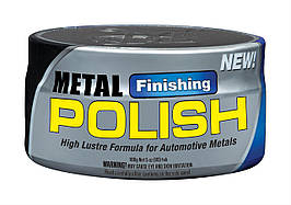 Полироль финишная для металла - Meguiar's Metal Finishing Polish 142 г. серый (G15605)