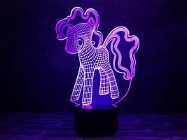 "3D Светильник ""My Little Pony"""
