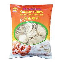 Рисовые чипсы с креветками SA GIANG 1000г (Вьетнам)