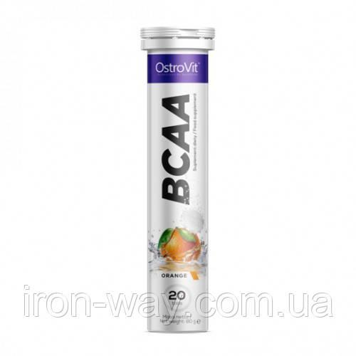 OstroVit  BCAA - 20 tabs Orange