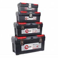 Комплект ящиков для инструментов 4 штуки Intertool BX-0004