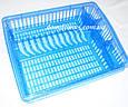 Сушка пластиковая для посуды Dunya Plastik 07108, фото 3