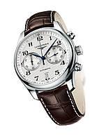 Мужские механические наручные часы Longines L2.759.4.78.5 White лонжин