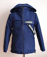 Детское полу - пальто для мальчиков кашемировое, фото 1