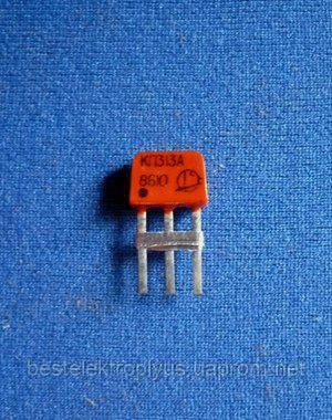 Транзистор КП313А