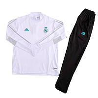 Детский футбольный костюм Реал Мадрид, сезон 17-18 (белый), фото 1