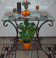 Кованый столы и столики