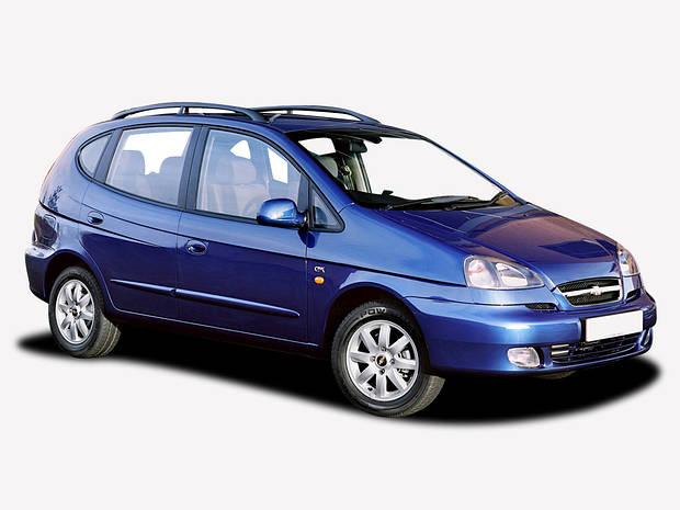 Лобовое стекло Chevrolet Tacuma/Rezzo (2000-2008)