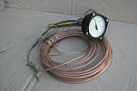 Термометр ТКП-60/3М, термометр манометрический, (0+120С) Длина капилляра 1,6м