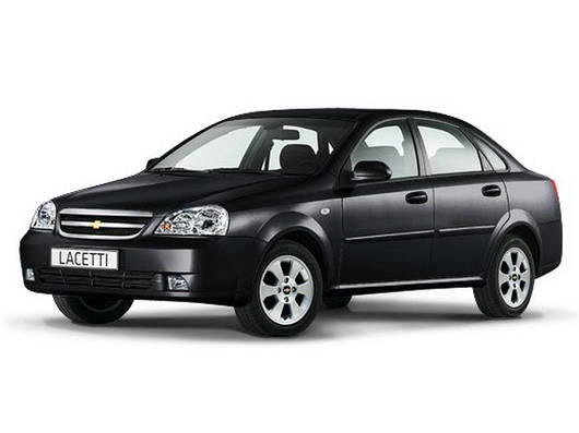 Лобовое стекло Chevrolet Lacetti/ Daewoo Nubira с антеной (2004-2009)