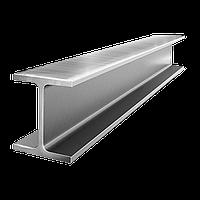 Балка двотаврова сталева