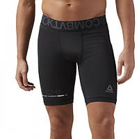 Черные компрессионные шорты Reebok Combat Valetudo для мужчин CD5643- 2018