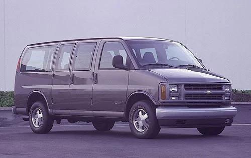 Лобовое стекло Chevrolet Exspress (1996-2002)