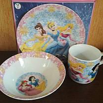 """Детский набор посуды """"Принцессы"""" 1902/1"""