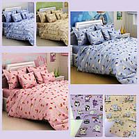 Детские комплекты постельного белья 110*140 из бязи Голд в кроватку