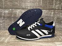 Мужские кожаные кроссовки Adidas ZX750, фото 1