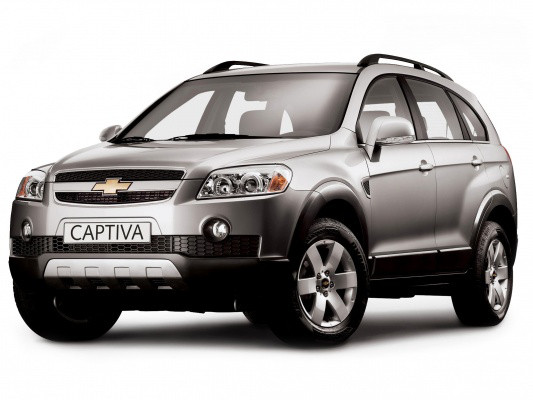 Лобовое стекло Chevrolet Captiva (2006-)