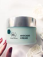 Крем с авокадо Холи Ленд, Avocado Cream 250 мл. Holy Land