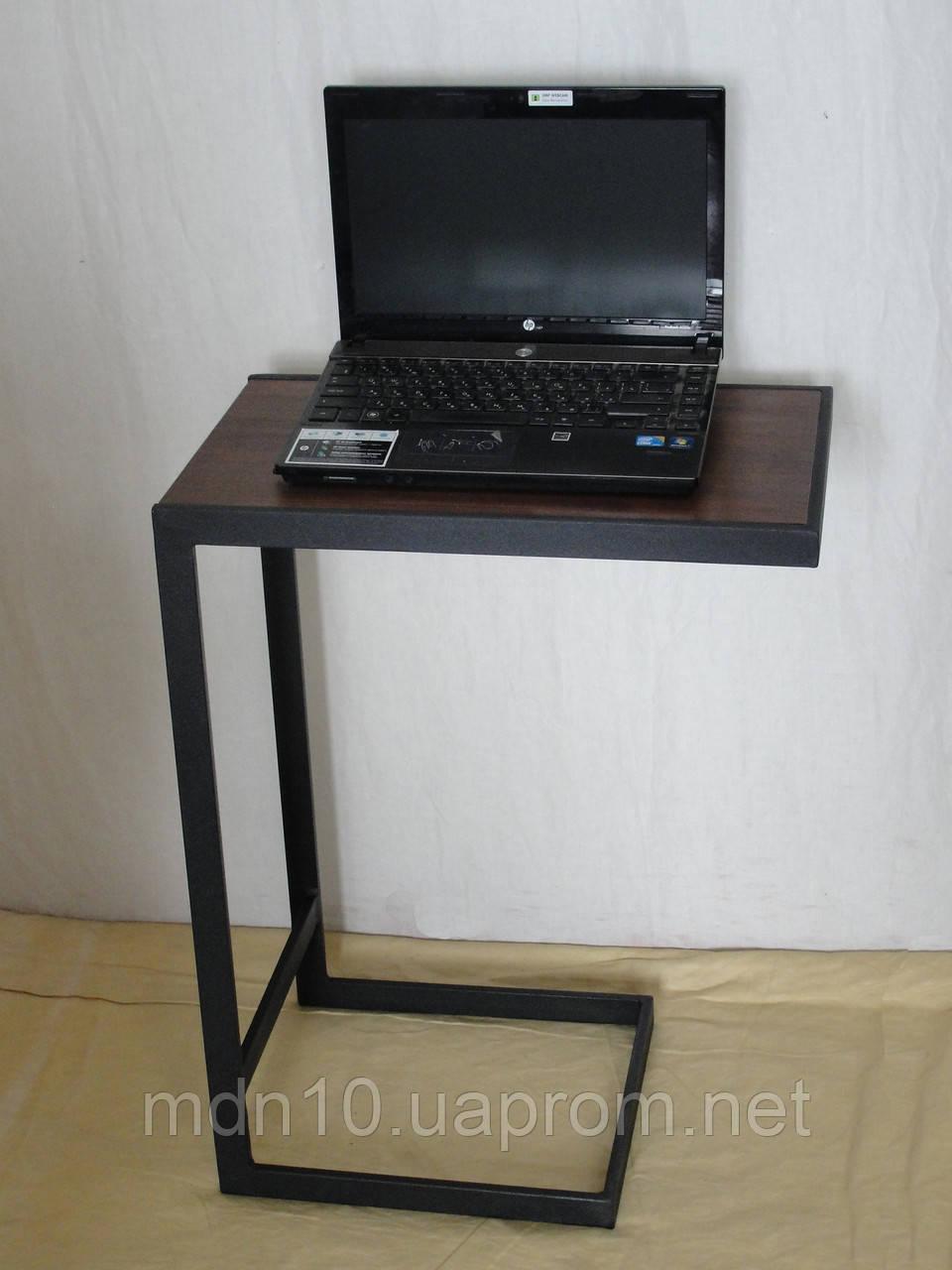 Стол приставной для ноутбука (MS-ST-01-30-50)