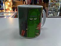 Чашка Рик и Морти2