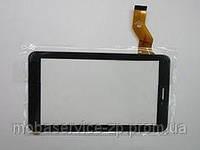 Сенсор тачскрин Digma optima 7.5 3G (TT7025MG) черный