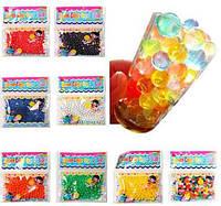 10 пакетів по 100 шт. шарики Орбиз 12-14 мм, растут в воде Orbeez гидрогель гідрогель кульки Орбіз