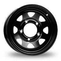 Dotz Dakar R15 W6 PCD5x139,7 ET0 DIA110.1 dark
